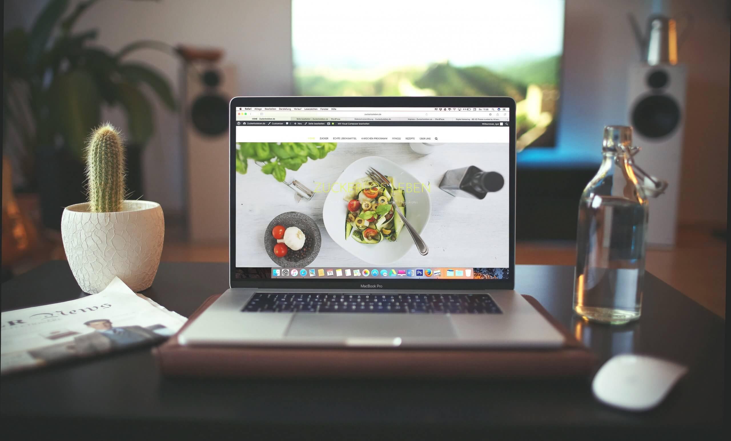 Niche sites make great side hustles